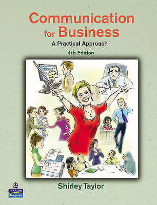 Taylor, S: Communication for Business, Shirley Taylor