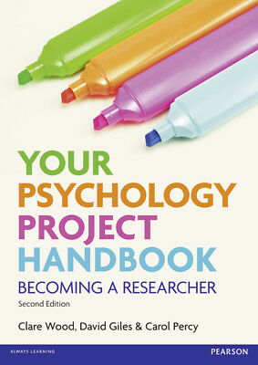 Your Psychology Project Handbook, Wood,