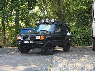 2002 Land Rover Discovery  2002 Land Rover Discovery 4x4! Rare Westminster Edition! Tons of Upgrades!