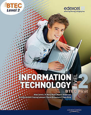 BTEC Level 2 First IT Student Book, Reid, K. Mary