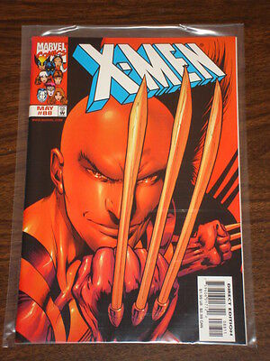 X-Men #88 Vol2 Marvel Comics Wolverine May 1999