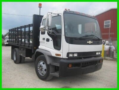 2004 CHEVROLET ISUZU T7500 6 CLY TURBO DIE 6 SPEED MANU Used STAKE BED