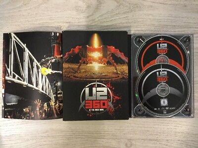U2 360º at the Rose Bowl [2DVD] Limited Edition Deluxe [NTSC] Live 2010