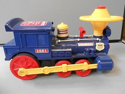 Chi Hung Toys 385 Western Type Ride-On Battery-Powered Locomotive