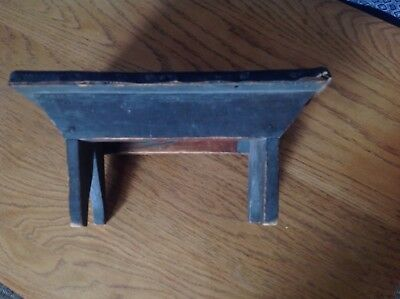 Antique New England Cricket Stool