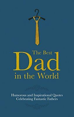 The Best Dad in the World (Gift Wit),HC,Malcolm Croft - NEW