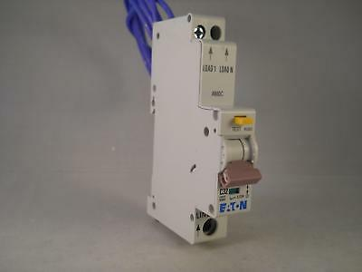 Eaton RCBO 32 Amp 30mA Type C 32A Memshield 3 C32 Compact EMCH132R30C NEW