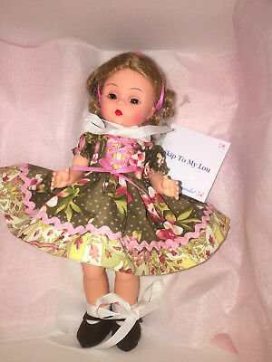 "Madame Alexander ""Skip to My Lou"" 8"" Doll in Original Box"