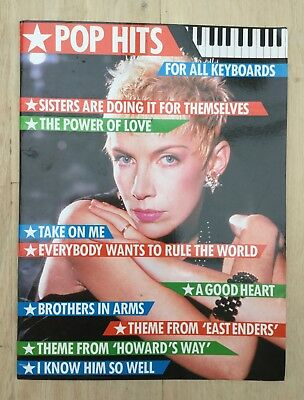 Pop Hits for all Keyboards Annie Lennox