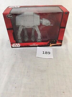 Star Wars The Force Awakens Die Cast AT-AT Walker Model Disney Store BNIB