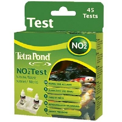 Tetra Pond NO2 Nitrite Liquid Test Kit Extremely Accurate 45 Test