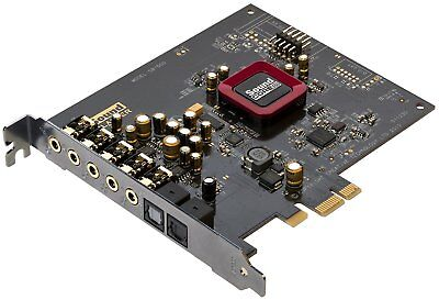 Creative Sound Blaster Z OEM 5.1 Channels - Free P&P