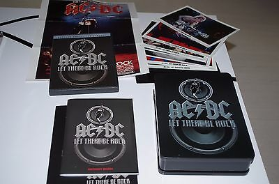 Ac Dc Let There Be Rock Coffret Collector Dvd
