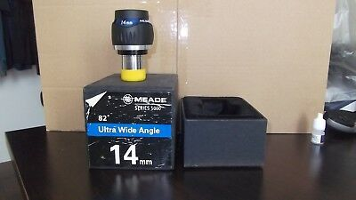 Meade Instruments Series 5000 14mm Ultra Wide Angle  Eyepiece