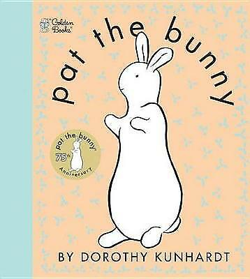 Pat the Bunny: Touch n Feel (Golden Touch and Feel Book),HB,Dorothy Kunhardt -