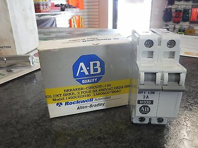 Allen Bradley 1492-Cb2H030 Series B Supplementary Protector/curcuit *new*