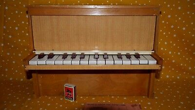 TOY PIANO MICHELSONNE 25 touches Very good condition TBE see VIDEO  jouet enfant
