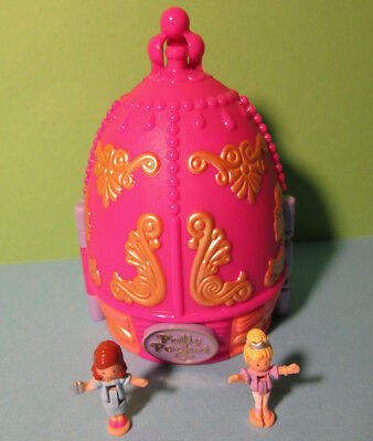 Polly Pocket Mini ♥ Ballett Krone ♥ Sparkle Ballerina ♥ 99 % Complete ♥ 1996 ♥