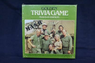 MASH Trivia 1984 Golden Game NIB