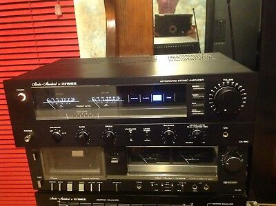 Vintage Fisher CA-880 Integrated Amplifier