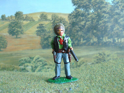 Vintage Wild west Timpo sheriff 1:35 painted