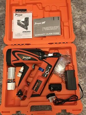 Paslode Impulse PPN35Ci Lithium Gas Positive Placement Nailer Brand New