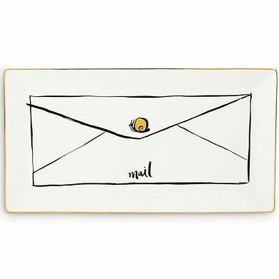 Kate Spade Daisy Place Snail Mail Large Tray #847671 ~ New in Box