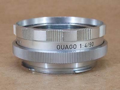Leitz Leica OUAGO / 16467 Focusing Adapter for 9cm Elmar Lens Head