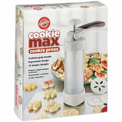 Wilton 2104-4003 Cookie Max, Cookie Press New In Box