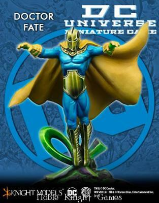 Knight Models DC Universe Figure Doctor Fate Pack MINT