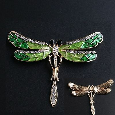 Insect Vintage Dragonfly Brooch Brooch Accessories Jewelry Women Cute Fashion