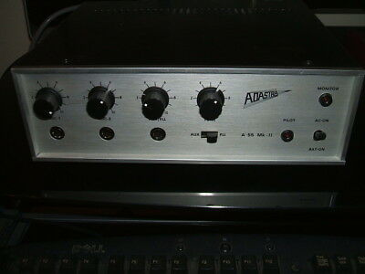 Adastra A-55 Mk II Amplifier - Spares/Repair