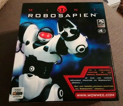 Mini Robosapien Toy by Wowwee - Brand New - FREE Post