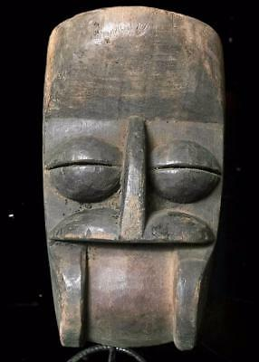 Outstanding  Tribal We   Mask  --  Coted'Ivoire