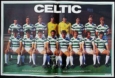 Football Team Picture Celtic Shoot