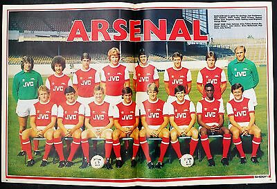Football Team Picture Arsenal Shoot