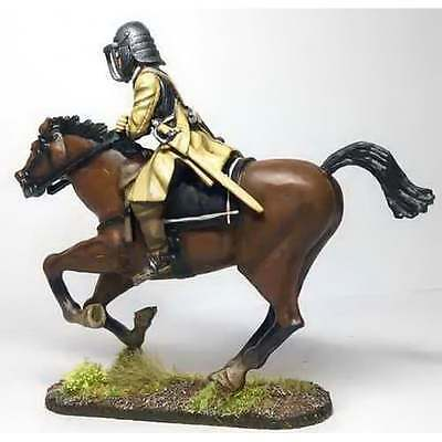 Empire Miniatures 1:32 CW-1454 Civil War Ironside Harqubusier Trooper Galloping