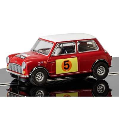 Scalextric C3747 Mini Cooper S - RAC Rally 1966 #5 Graham Hill & Max Boyd