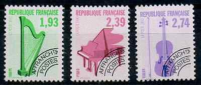 TIMBRES FRANCE PREOB  Séries n°210 au n°212  NEUF** COTE 5€ SUPERBE