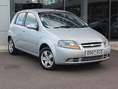2007 07 CHEVROLET KALOS 1.2 SE 5dr [AC] - ONLY 93670 MILES - MAY 2018 MOT!