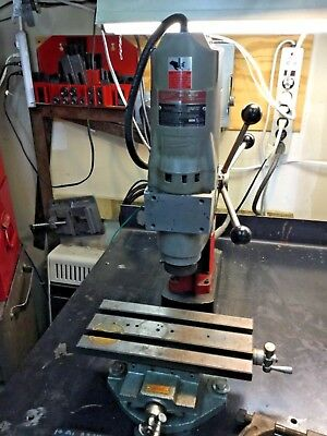 """Milwaukee Magnetic Base Drill  4297-1 1-1/4""""  Corded Drill 4221 Base"""