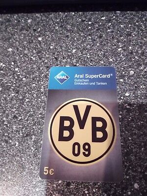aral supercard borussia dortmund stadion 2017 2018 ohne guthaben eur 1 00 picclick de. Black Bedroom Furniture Sets. Home Design Ideas