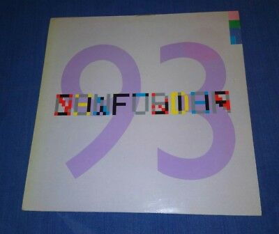 "New Order 12"" Single 1983.   'confusion.'   Factory Recs  -  Fac 93.   Vg+ / Ex."