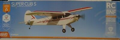 HobbyZone Super Cub S BNF with SAFE HBZ8180B