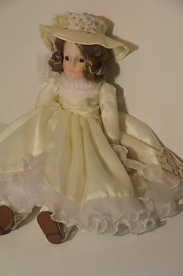 Seymour Mann Musical Doll Repro 1982 Claudine Windmills Mind No Problems