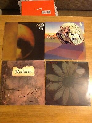 job lot records/ cardiacs/loop/tarkus/hephilim/