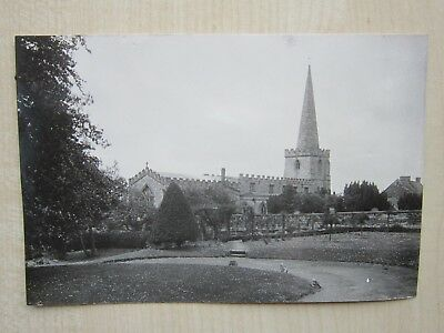 Pickering Church Vintage original photograph