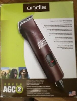 Andis AGC2 Dog Clippers