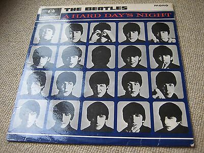 The Beatles A Hard Day's Night UK Mono 1st Press LP - MT Tax code