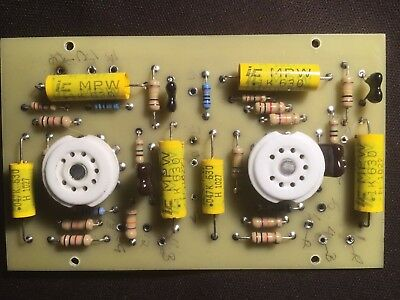 Dynaco PAS PAS-3 Preamp PC-6A Phono Board (PC-6 12AX7/ECC83)
